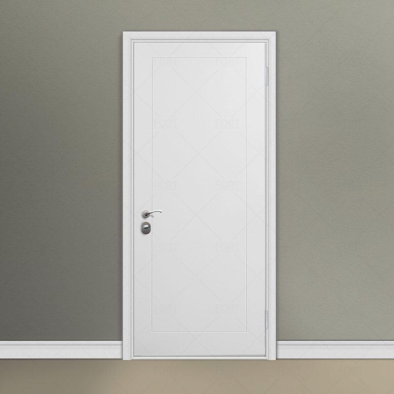 Interior Look Of 1 Panel Design By Fort Security Doors Uk