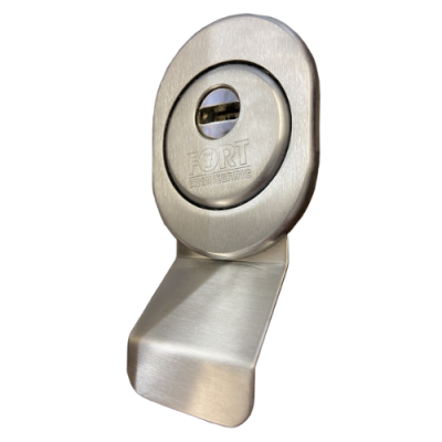 Cylinder Pull Stainless Steel