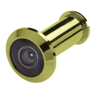 Spyhole Polished Brass